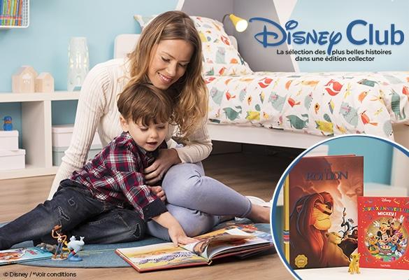 Hachette Disney Club