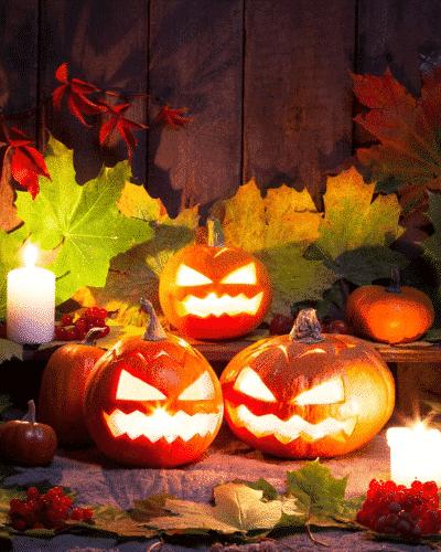 atelier diy lanternes terrifiantes pour halloween