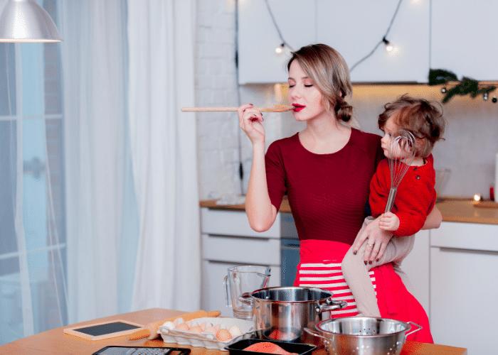 Préparer les plats de bébé en avance - Planifier les menus de bébé