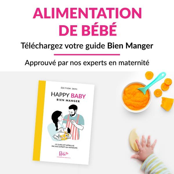 guide happy baby bien manger