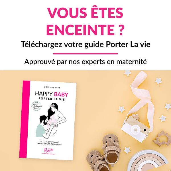 guide happy baby porter la vie