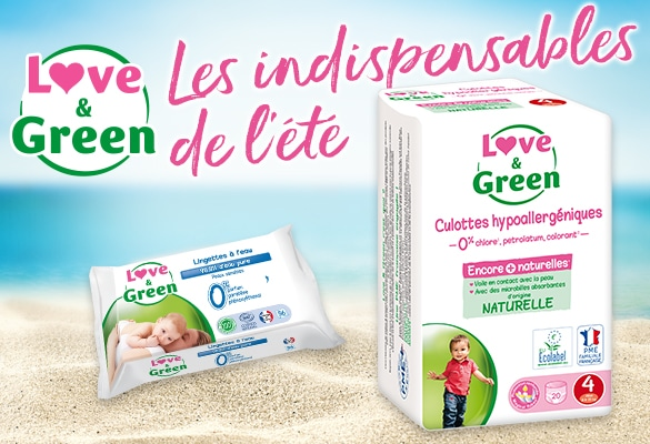 indispensables love and green