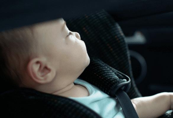 erreurs bébé voiture