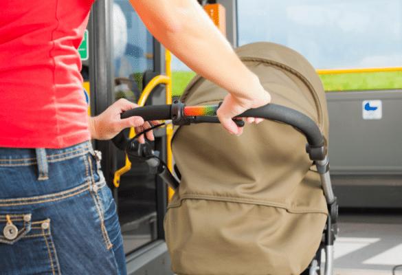 bus poussette