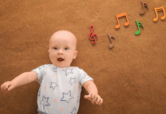 chanter avec les enfants en bas âge